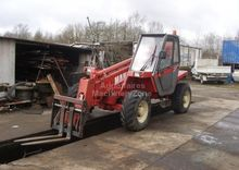 Used Manitou MT 1235