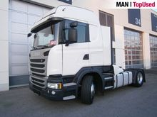 Used 2014 SCANIA G 4