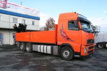 Volvo FM/FH-6x2R+ Hydraulick CR