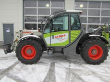 Used CLAAS Scorpion