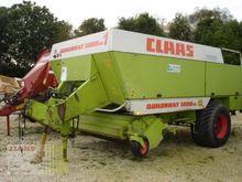 Used CLAAS Quadrant