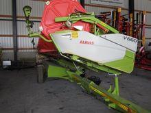 Used CLAAS Vario 660