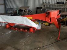 Used KUHN GMD 602 in
