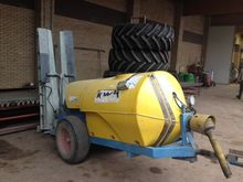 Used KWH 1000 ltr dw