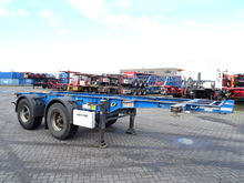 Used Krone ADR, 20FT
