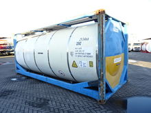 CIMC GROUP 25.000L TC, T11, UN