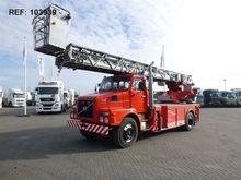 Volvo N720 4X2 FIRETRUCK FULL S