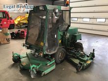 Used Ransomes T51 in