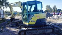 Used YANMAR VIO80 in