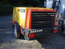 Used Kaeser M80 in G