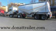 DONAT Cement Dry Bulk Semitrail