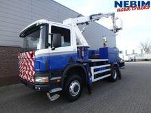 Used Scania P 114 C
