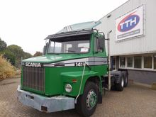 Used Scania LS 141 T