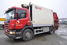 Used Scania P94DB 4X