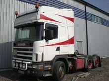 Used Scania 144 530