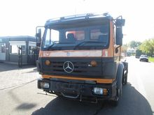 Mercedes-Benz 1417 BUCHER SCHOR