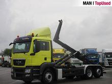 2011 MAN TGS 26.440 6X2-2 BL (E