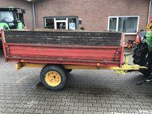 Schuitemaker kipper / kipwagen