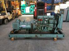 Ford 2715 E 80 KVA generatorset
