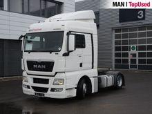2013 MAN TGX 18.440 4X2 LLS-U