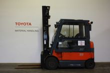 2007 Toyota 7FBMF30