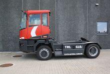 2008 Kalmar LMV TRL618I