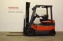Toyota 7FBMF25 (CH)
