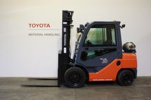 Used Toyota 02-8FGF3