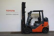 2011 Toyota 8FGF25