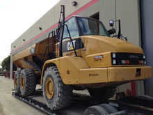 2014 CATERPILLAR 725 		 			BACK