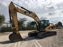 2007 CATERPILLAR 324DL