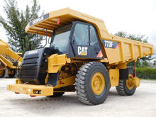 2008 CATERPILLAR 773F 		 			BAC