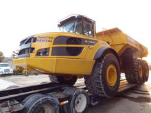 2014 VOLVO A40G  BACK TO S