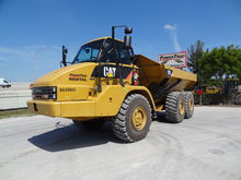2012 CATERPILLAR 725 		 			BACK