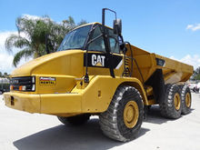 2011 CATERPILLAR 725 		 			BACK