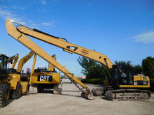 2011 CATERPILLAR 324DL Long Rea