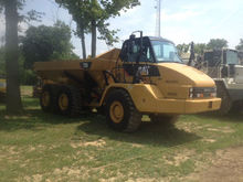 2013 CATERPILLAR 725 		 			BACK