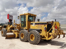 2005 CATERPILLAR 14H 		 			BACK