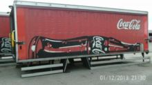 2008 curtain sider body curtain