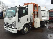 Used 2010 Isuzu N75-