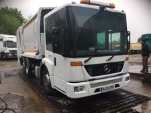 2010 Mercedes Econic 2629 - Gee