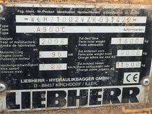 2006 LIEBHERR A900C