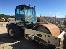 2007 INGERSOLL-RAND SD122DX TF