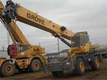 Used 2000 GROVE RT53