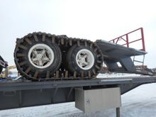 1995 ATHEY Flatbed Trailers