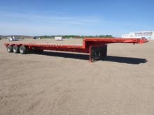 2012 LODE KING Lowboy Trailers