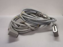 Lot (2) Harting Cable 458-ED-10