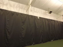 Backdrop Dividers Tarps for 3 T