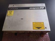 MOOG CPU CONTROL UNIT MOPAC 22