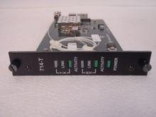 GE Security Fiber Options S714D